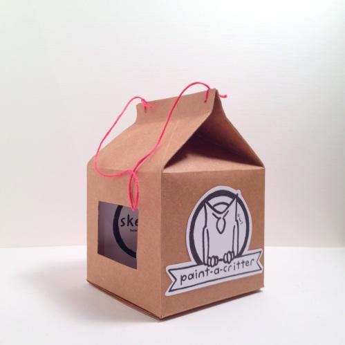 Paint-an-Owl Box