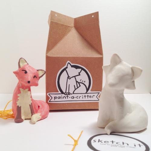 Paint-a-Fox